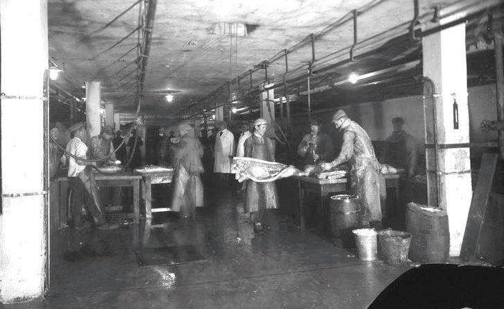 """AB """"Maistas"""" skerdyklose per parą buvo paskerdžiama 5000 kiaulių."""