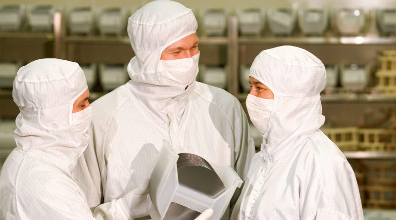 Cleanroom in the industry – a connection between design and