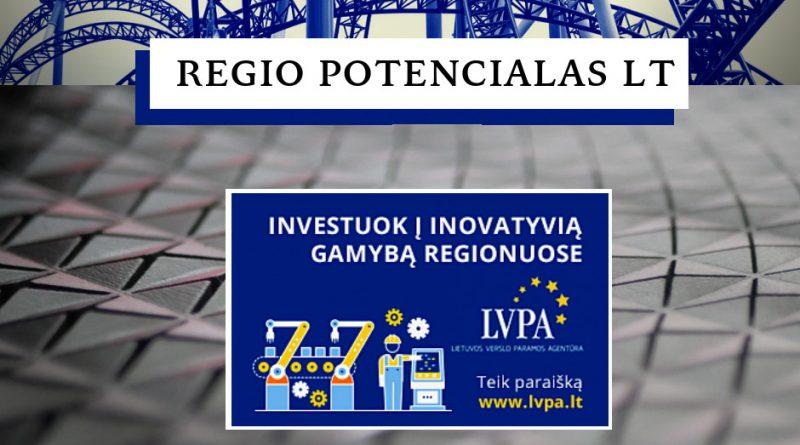 """""""Regio potencialas LT"""""""