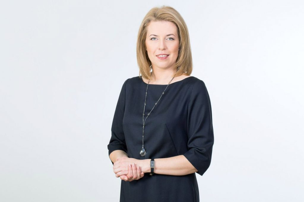 Kauno technologijos universiteto (KTU) Ekonomikos ir verslo fakulteto (EVF) Ekonomikos krypties studijų programų vadovė profesorė Vaida Pilinkienė.