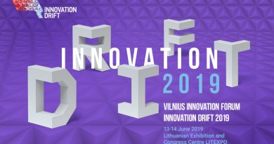 """Innovation Drift"""