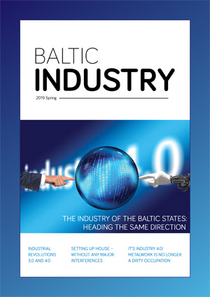 Žurnalas BALTIC INDUSTRY