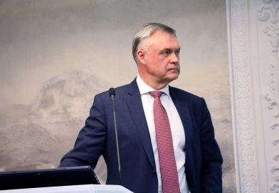 R. Dargis: COVID-19 krizė bus įveikta ir jau dabar svarbu pasimokyti iš šio patyrimo