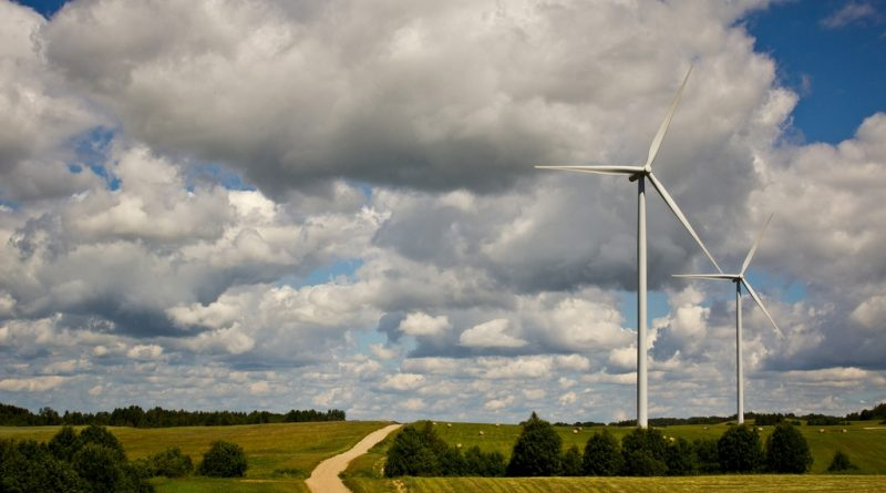 70 MW wind power park of new generation will rise in western Lithuania
