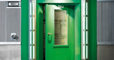 CE standard EN 16034 mandatory for fire and smoke protection doors