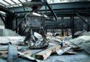 Robotic sorter using ZenRobotics technology for industrial waste