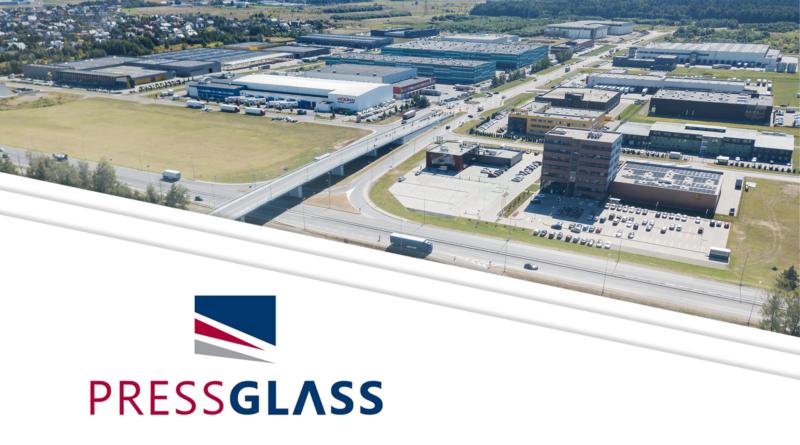 Press glass plant kaunas