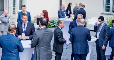 business delegation uae