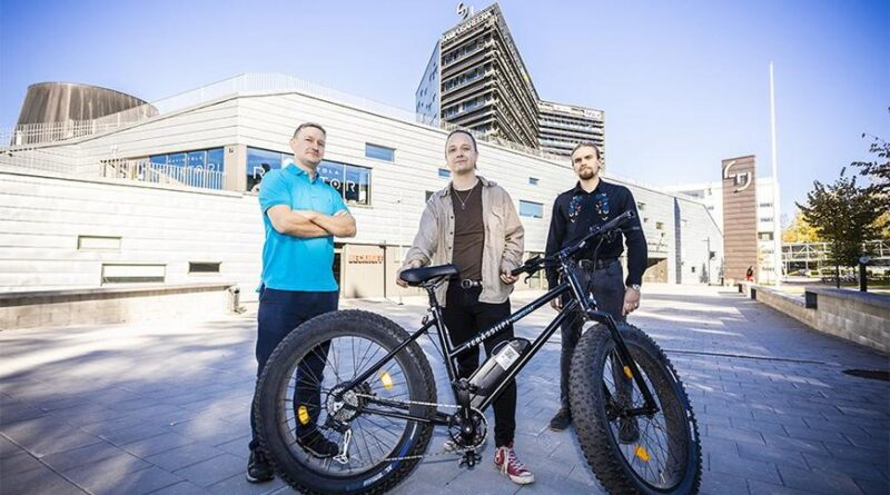 An electric fingerprint is an excellent tool for assessing the state-of-health of an eBike's battery pack. CeLLiresearch team Tampere University